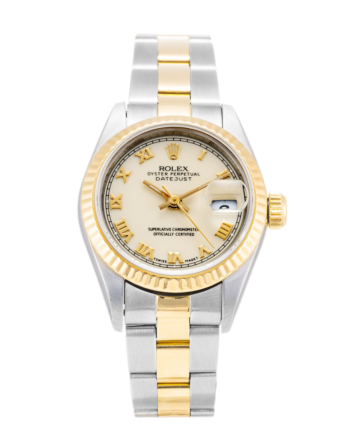 Most Poplar Rolex Datejust with Typical Features